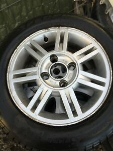 FORD FIESTA 2002/2008 ALLOY WHEEL WITH TYRE 175/65R14