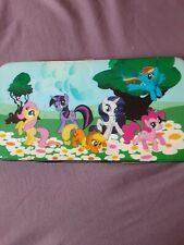My Little Pony Wallet Hard Case With Metal Claps