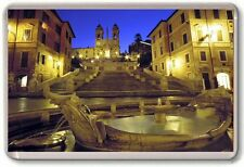 Spanish Steps Rome Fridge Magnet 01