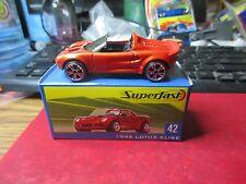 2004 Matchbox Superfast w/Original Box 1996 Lotus Elise Limited Edition