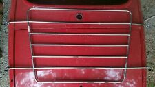 2002-05 Ford Thunderbird Trunk Luggage Rack, Removable,  Stainless steel