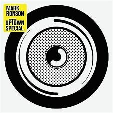 MARK RONSON - Uptown Special CD *NEW* 2015 (Inc. Uptown Funk - Bruno Mars)