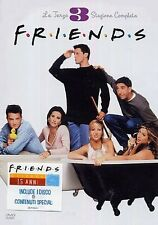 FRIENDS - STAGIONE 03  5 DVD  COFANETTO  SERIE-TV