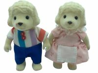 Calico Critters Sylvanian Families Baerenwald Sheep Barenwald Sheep Mom and Dad