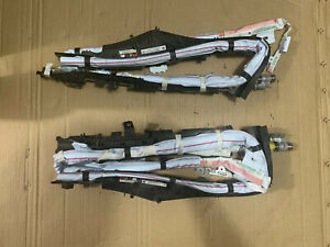 Toyota Camry Roof Curtain Airbag Roof Airbag Air Bag 2018 2019 2020 2021 OEM L&R