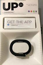 Up 24 Jawbone Activity Sleep Tracker Fitness Large Wristband Black Wireless S