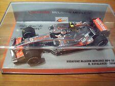 1/43 McLaren 2008 MP4/23 Heiki Jerez Vodaphone Caja