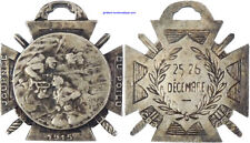 JOURNÉE DU POILU , 1915 , 25 - 26 DECEMBRE , BARGAS