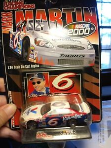 New 2000 Racing Champions 1:64 NASCAR Mark Martin Ford Taurus #6 PLEASE READ!