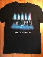BIGBANG Alive Galaxy Tour 2012 T-Shirt KPop Samsung Size M