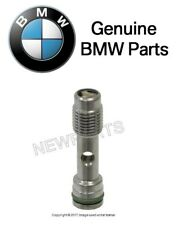 For BMW E60 E63 745i 745Li Cylinder Head Oil Check Valve w/ O-Ring Genuine