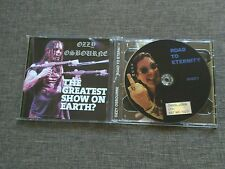 CD OZZY OSBOURNE - ROAD TO ETERNITY - 2 CDS - AIR CANADA CENTER - JUNE 2003