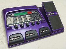 DigiTech Vocal 300 Vocal Effects Processor Multi-Tone Pedal Bank