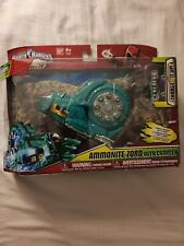 Power Rangers  Dino Charge Ammonite Zord  with charger NEUF New