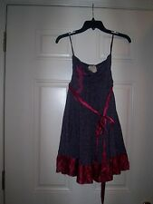 Free People Lovely Purple Pink Dress size XS ~ Small ~ S ~ FREE SHIPPING