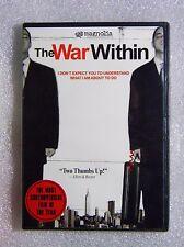 BRAND NEW The War Within 2005 WS DVD Pakistani Terrorist Plots USA Terror Attack
