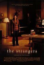 THE STRANGERS Movie POSTER 27x40 B Liv Tyler Scott Speedman Glenn Howerton Gemma