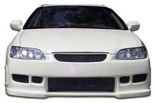 98-02 Honda Accord 4DR Duraflex Spyder Front Bumper 1pc Body Kit 101984
