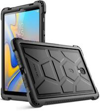 Poetic for Galaxy Tab a 10.5 Black Soft Silicone Shockproof Cover Case