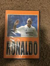 Ronaldo, DVD, Foriegn Language,  Brazillian Soccer Super Star