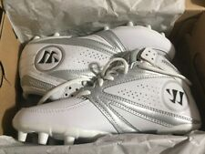 Warrior Lacrosse Cleats Second Degree 3.0 Size 10