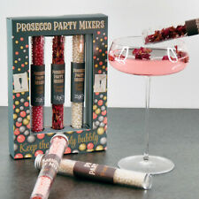 Prosecco Test Tube Party Drinks Mixers Christmas Birthday Novelty Present Gift
