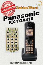 Panasonic Cordless Phone Keypad Button Fix KX-TGA410B KX-TGA410M KX-TGA410N