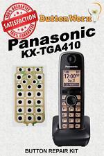Panasonic Cordless Phone Keypad Button Fix KX-TGA410B KX-TGA410M KX-TGA410N
