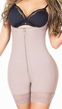 FAJAS COLOMBIANAS FULL BODY SHAPER LIFT LIPO EXPRESS FAJAS ZIPPER