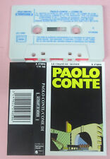 MC PAOLO CONTE Come di 1985 france LE CHANT DU MONDE K 474850 CM340 no cd lp vhs