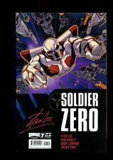 SOLDIER ZERO 7 (9.8) STAN LEE BOOM (b000)