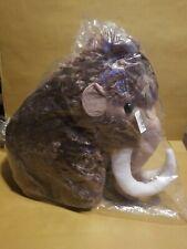 Large Plush Wooly Mammoth Toreba Amuse Amufun