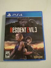 Resident Evil 3 -- Standard Edition (Sony PlayStation 4, 2020)