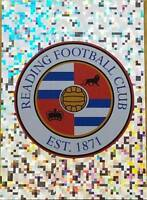 209 READING badge 2012/2013 Topps Premier League Stickers shiny shiney