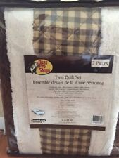 Bass Pro Shops Blankets Two Piece Twin Quilt Set