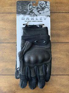Oakley Black FR Fast Rope Glove Size XL NEW