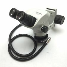 Olympus SZ51 Microscope Head, Stereo, 0.8x to 4x, With WHSZ10X-H/22 Eyepieces