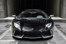 DRY Carbon Splitter Fit For 11-14 Lamborghini Aventador LP700 NT Front Lip