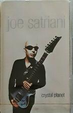 Joe Satriani ‎– Crystal Planet   MC CASSETTE SEALED Epic
