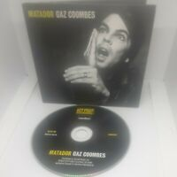 Gaz Coombes : Matador CD (2015) Value Guaranteed from eBay's family seller!