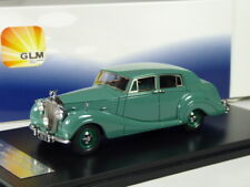 (KI-11-19) GLM Rolls Royce Silver Wraith James Young 1949 grün in 1:43 in OVP