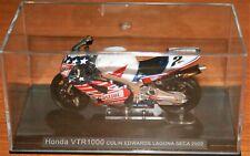 Colin Edwards Laguna Seca  Castrol Honda VTR1000 2002 1:24 IXO Motorbike - Rare