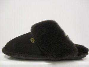 Just Sheepskin Duchess Mules Ladies UK 5-6 EUR 38-39 REF M929*