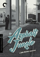 The Asphalt Jungle (The Criterion Collection, 2 Disc) DVD NEW