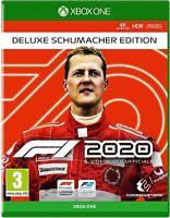 F1 2020 Deluxe Schumacher Edition – PreOrdine (NO CD/KEY leggi read)