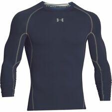 Nwt Mens Under Armour Compression Shirt HeatGear Armour Long Sleeve Top 1257471