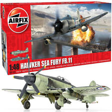 AIRFIX A06105 Hawker Sea Fury FB.II 1:48 Aircraft Model Kit
