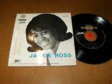 JACKIE ROSS / BENICE SWANSON - EP PORTUGAL CHESS 7001 / LISTEN - RNB  POPCORN