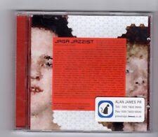 (IR414) Jaga Jazzist, A Livingroom Hush - 2002 CD