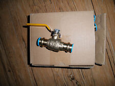 lot of 10- 1/2 inch propress ball valve new as shown whole box press connections